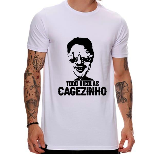 Camiseta Nicolas Cagezinho