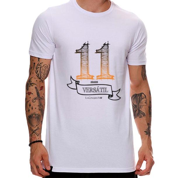 Camiseta Número 11