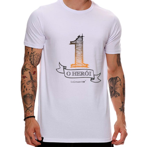 Camiseta Número 1