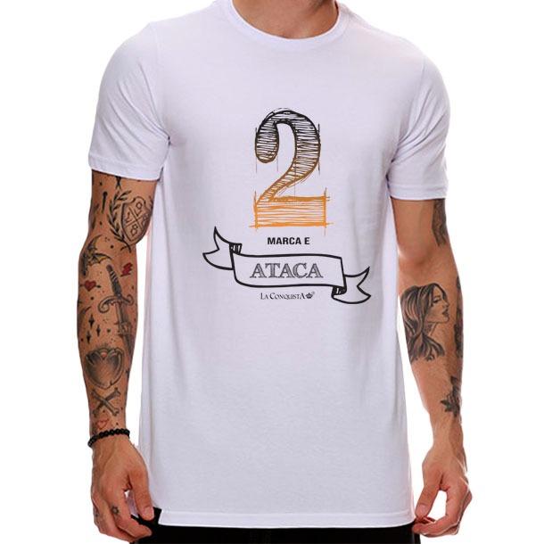 Camiseta Número 2