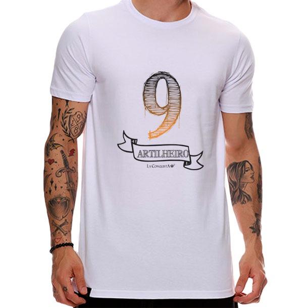 Camiseta Número 9