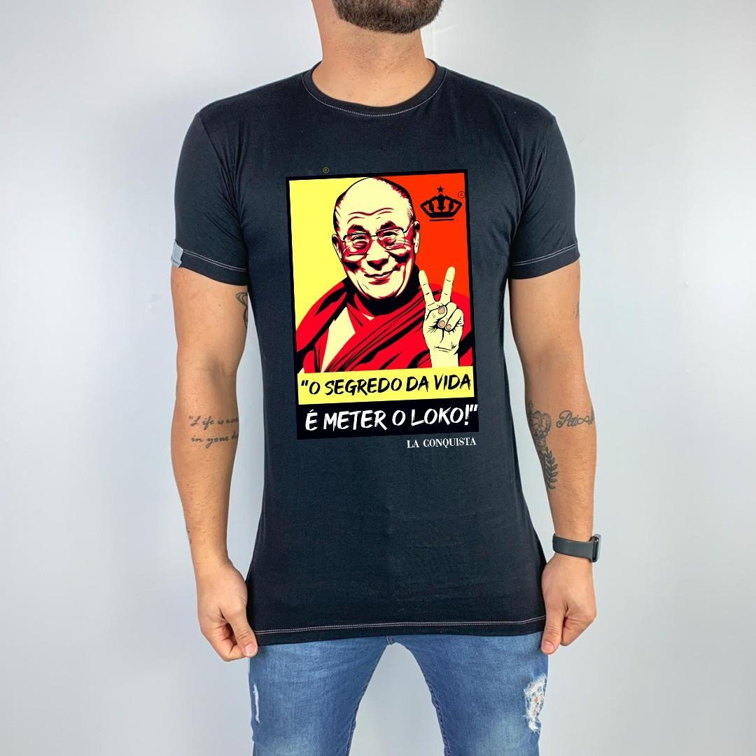Camiseta O segredo da vida