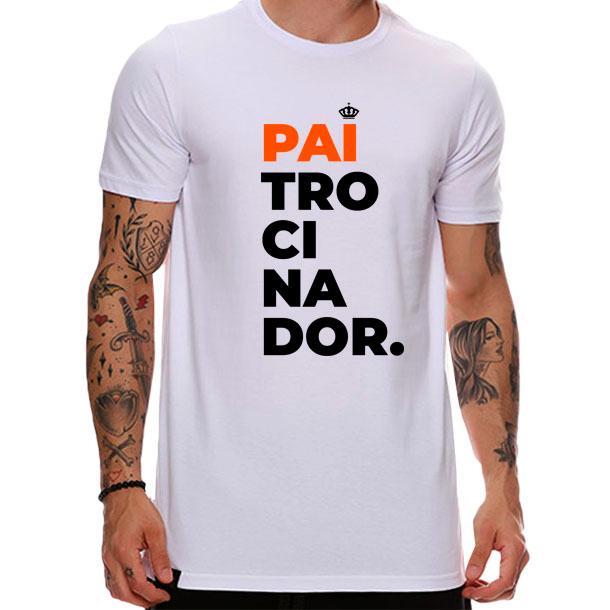Camiseta Paitrocinador