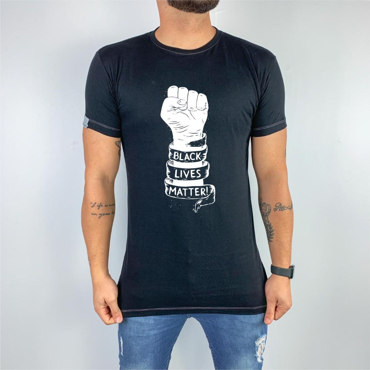 Camiseta Vidas negras importam