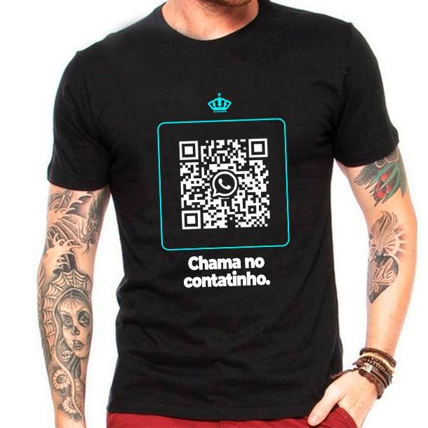 Kit Camiseta + Boné