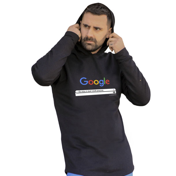 Moletom Google