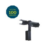 Presilha T - Pacote 100 Peças
