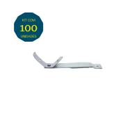 Regulador Rebite - Pacote 100 Peças