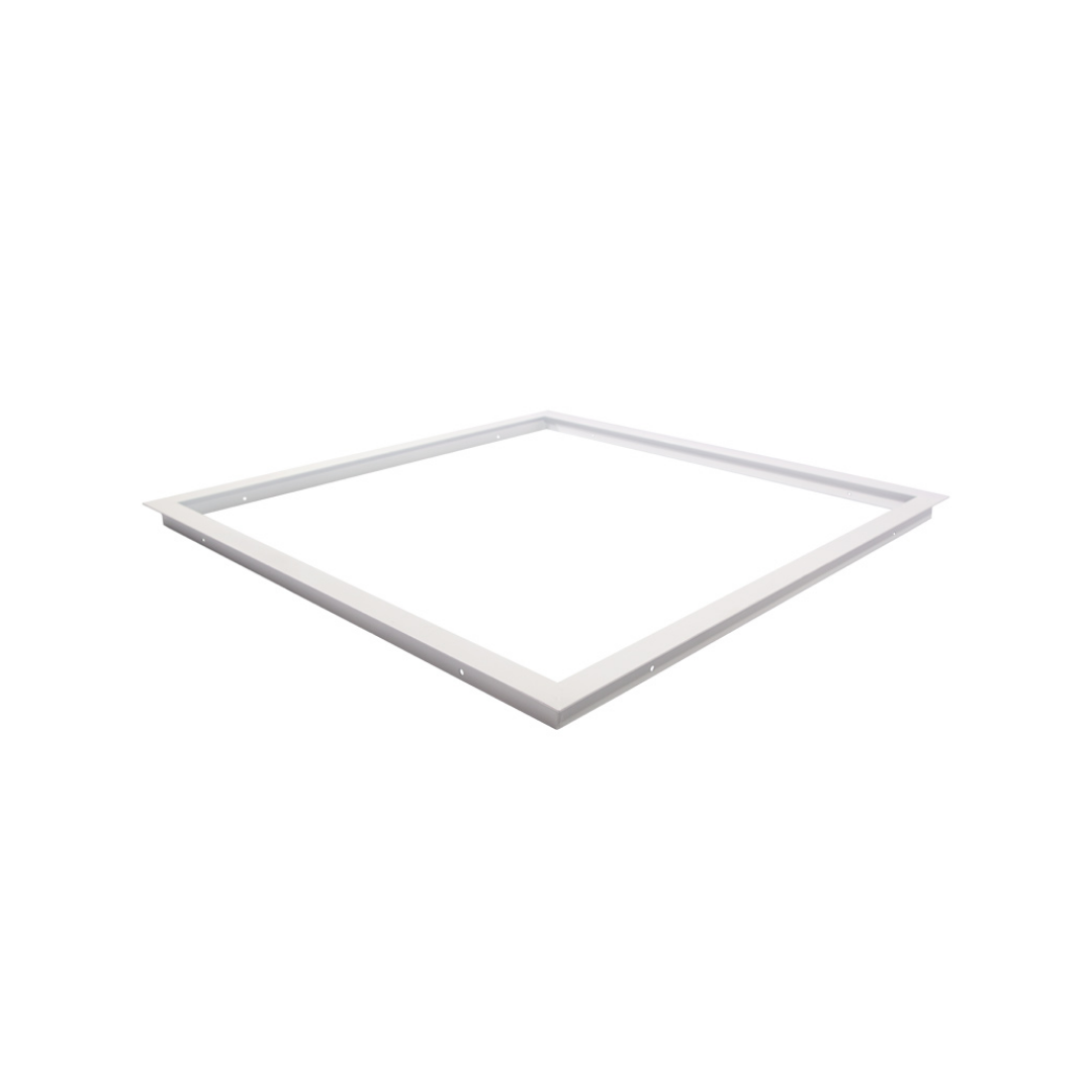 Alçapão de Alumínio sem Tampa Para Drywall 30 X 30 cm - Branco