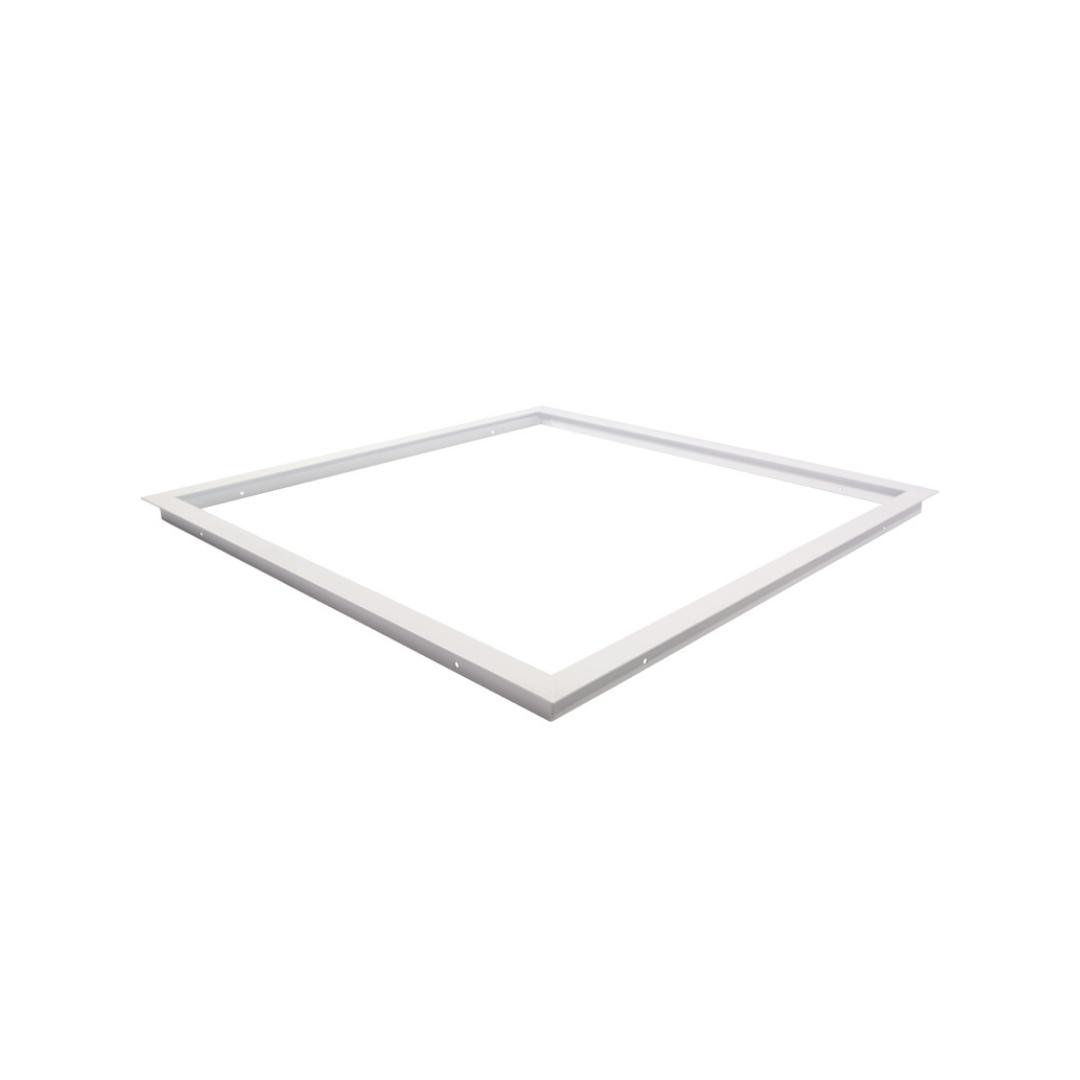 Alçapão de Alumínio sem Tampa Para Drywall 50 X 50 cm - Branco