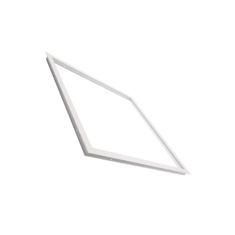 Alçapão de Alumínio sem Tampa Para Drywall 60 X 60 cm - Branco