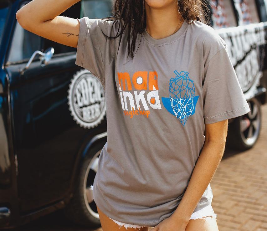 Camiseta Marinka