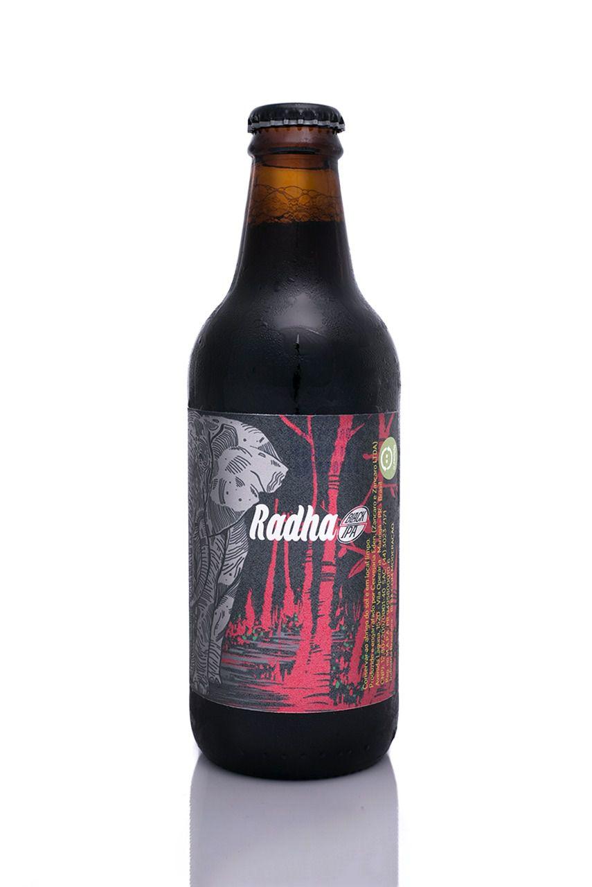 Radha (Black IPA)