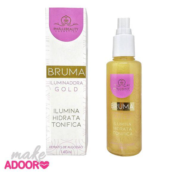 Bruma Iluminadora Gold Phallebeauty