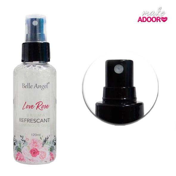 Bruma Iluminadora Love Rose Belle Angel