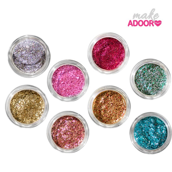 Glitter Flocado Extravasa Mia Make