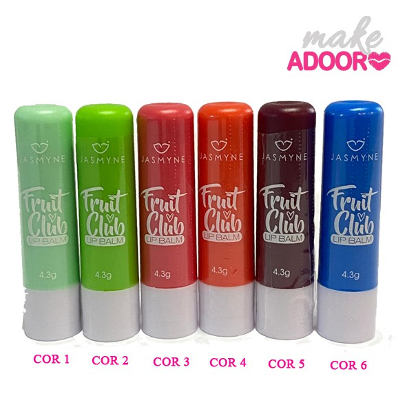 Lip Balm Fruit Club Jasmyne