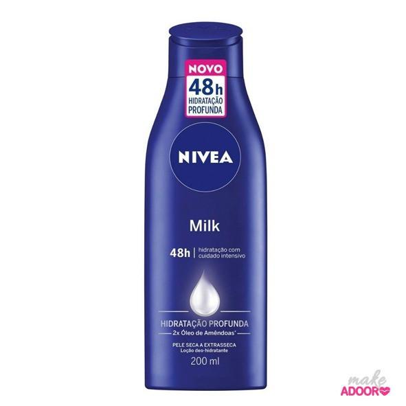 Loção Hidratante Milk Nivea