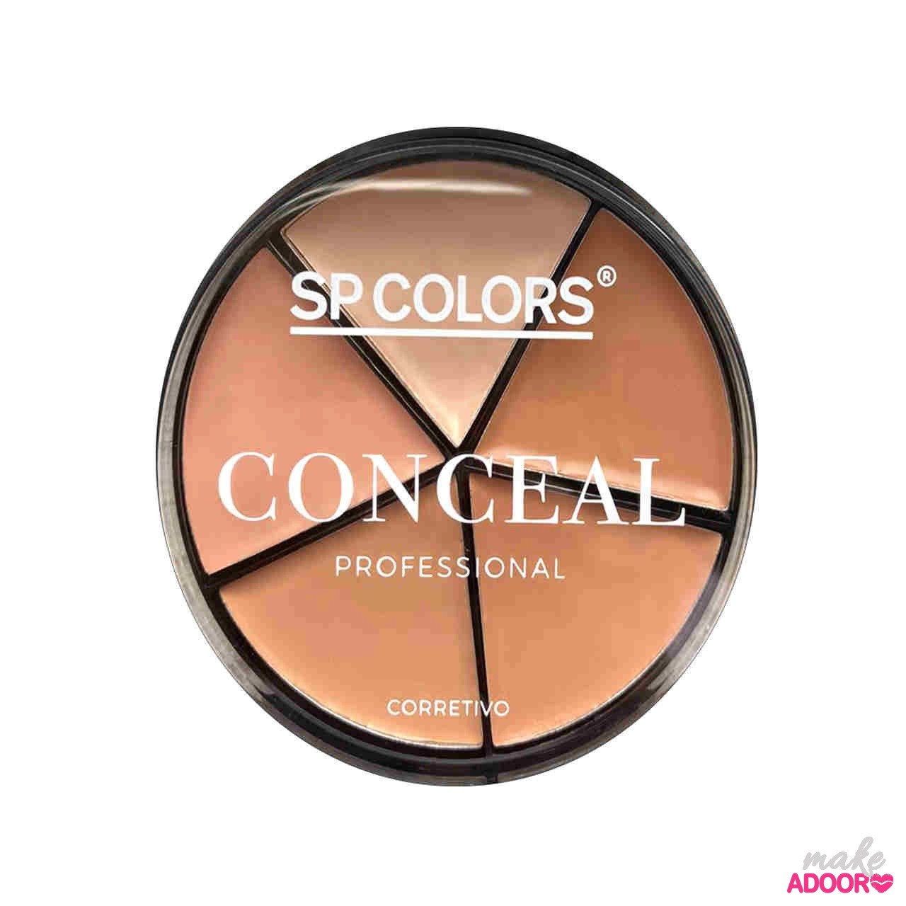 Paleta de Corretivo Conceal SP Colors