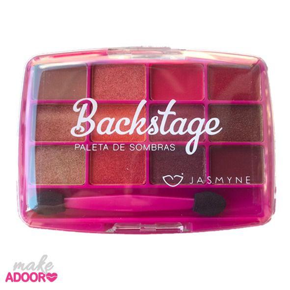 Paleta de Sombras Backstage Jasmyne
