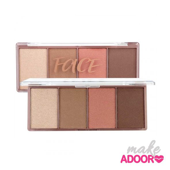 Paleta de Sombras Face Belle Angel