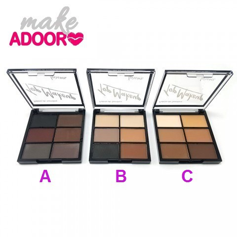 Paleta de Sombras Top Makeup