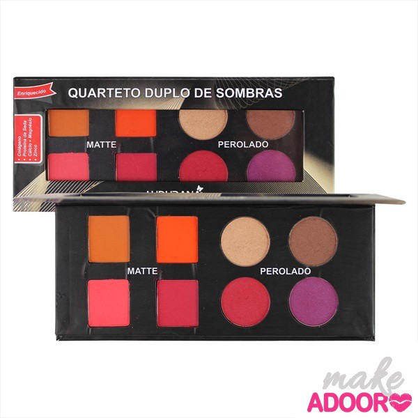 Quarteto Duplo de Sombras Ludurana