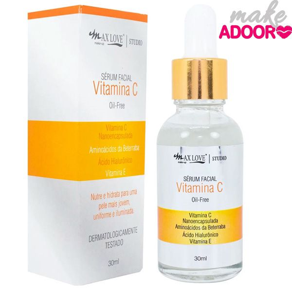 Sérum Vitamina C Max Love