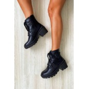 Bota Stephanie Black