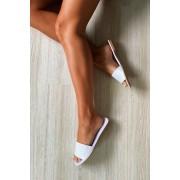 Flat Analu White