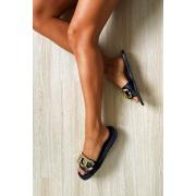 Flat Eduarda Black