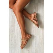 Flat Melissa Nude