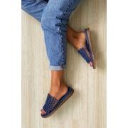 Flat Milene Blue