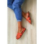 Flat Rapha Orange