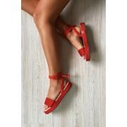 Sandália Bruna Red