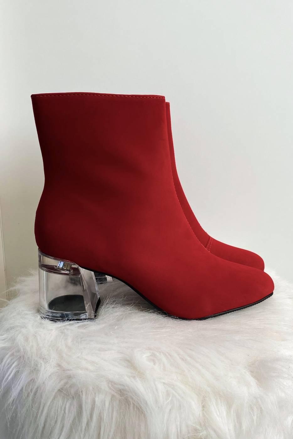 Bota Bell Red