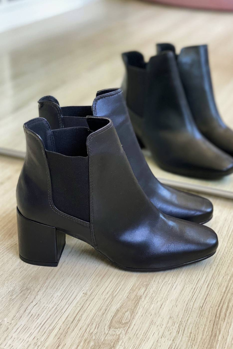 Bota Carly Black
