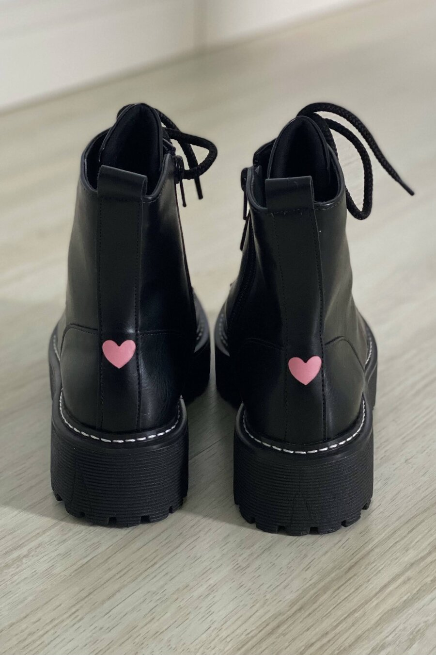 Bota Love Black