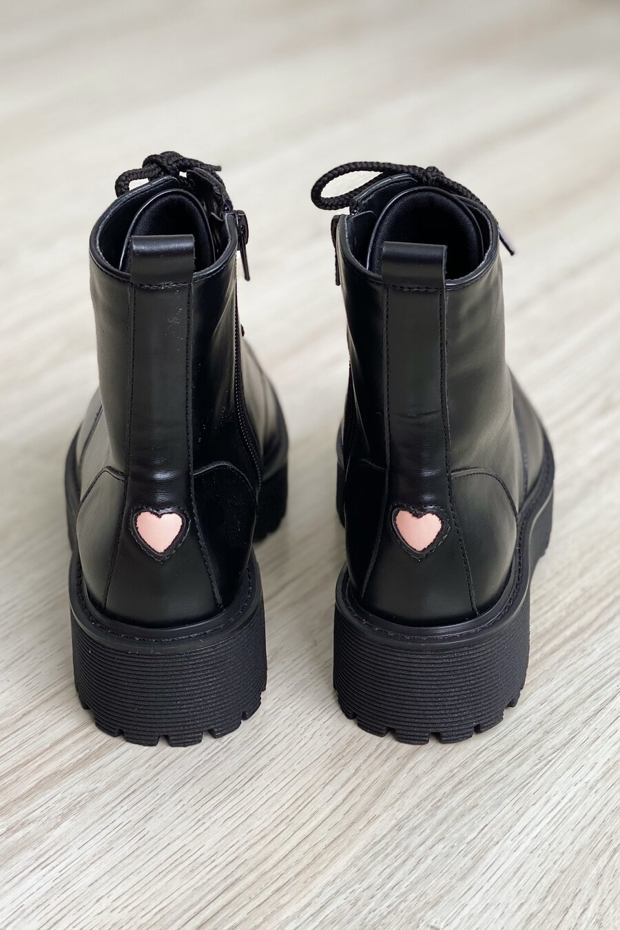 Bota Love Black