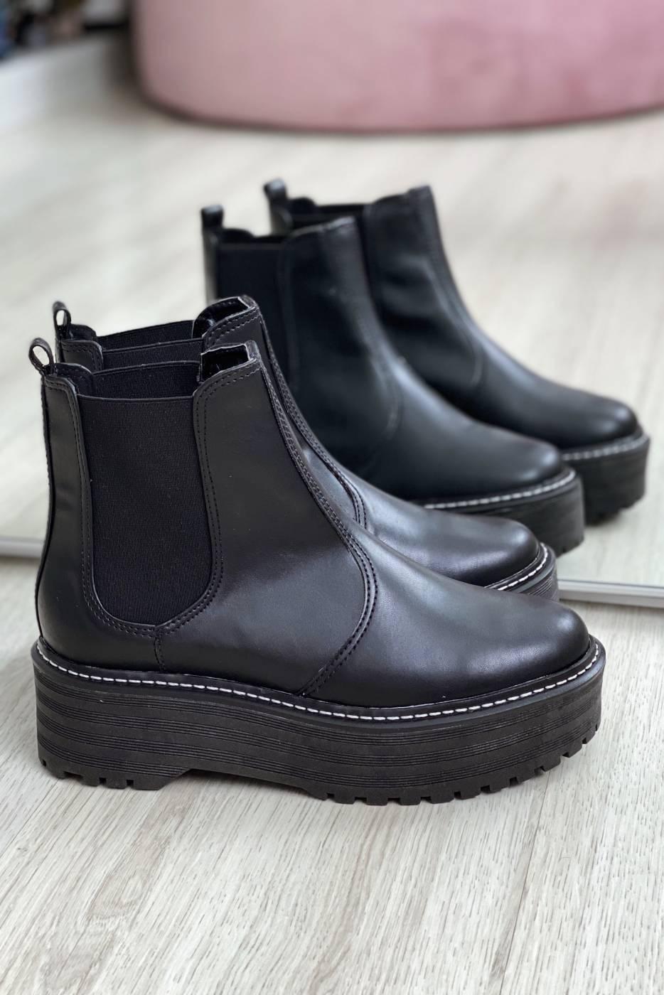 Bota Meggy Black