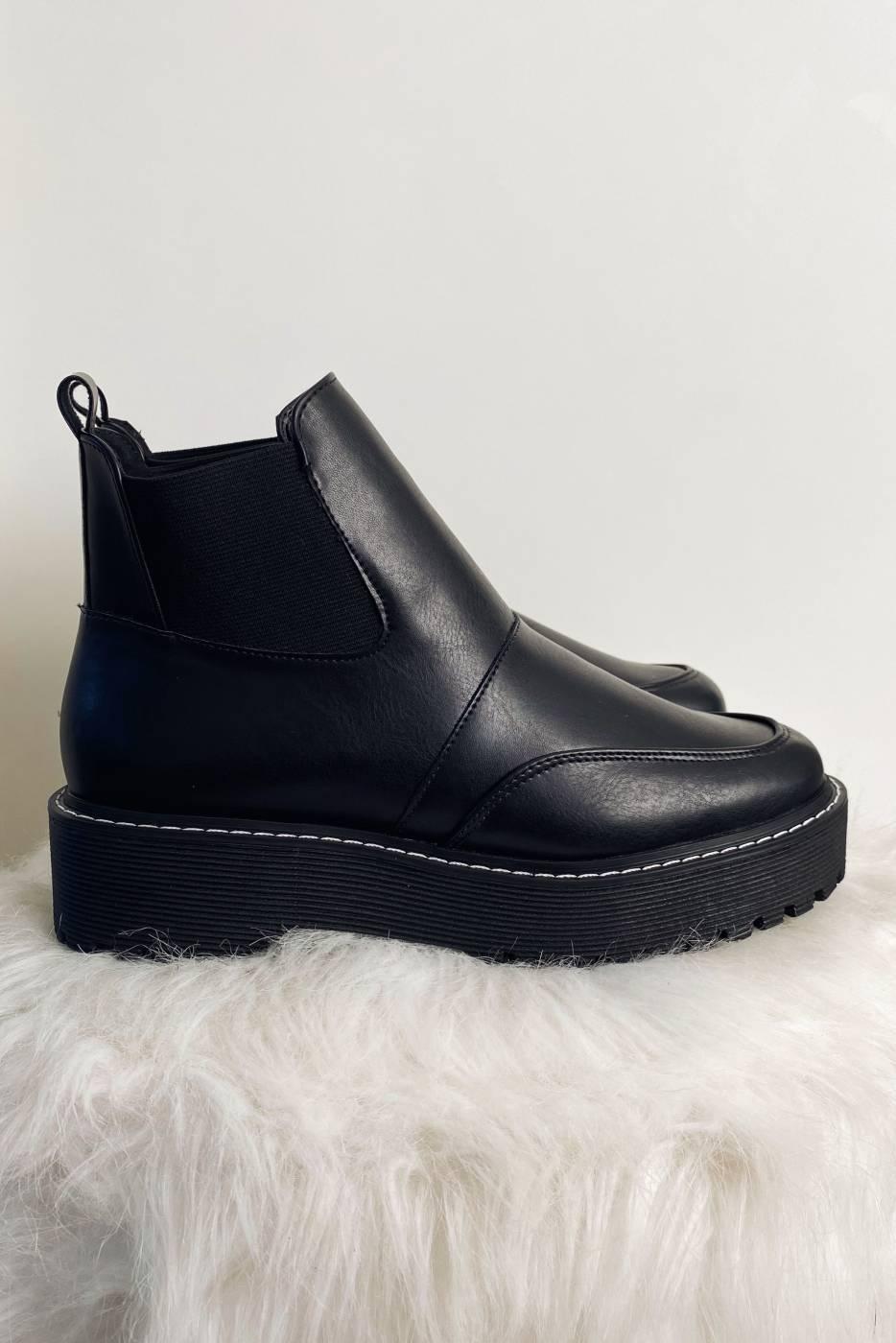 Bota Millena Black