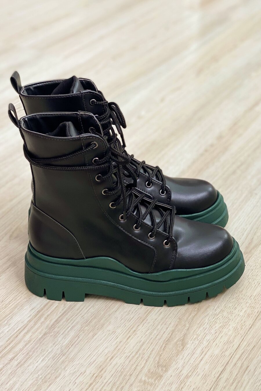 Bota Tiffany Green