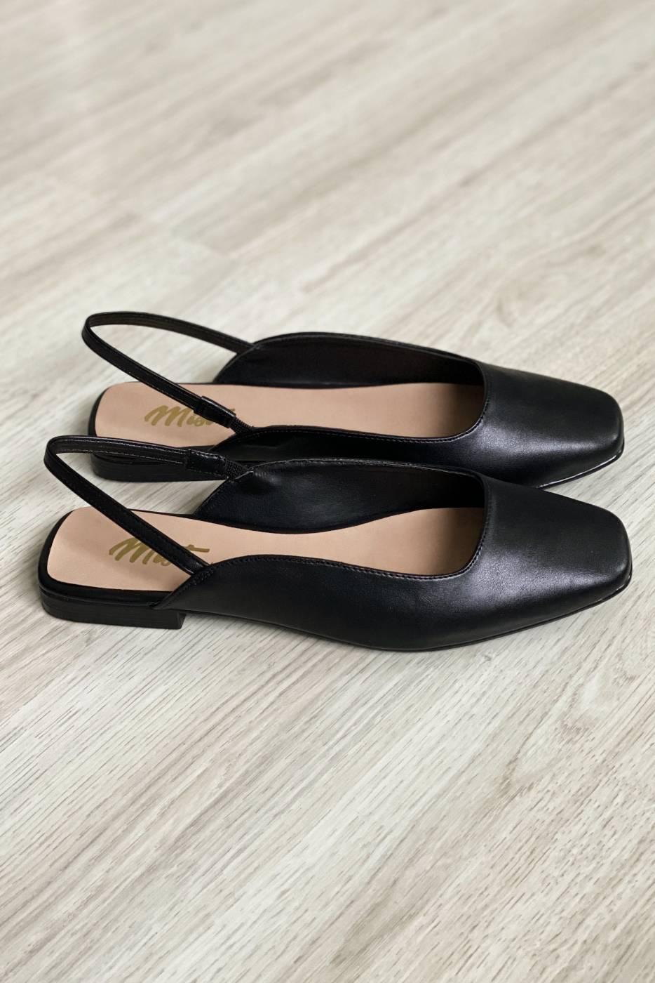 Flat Grazi Black