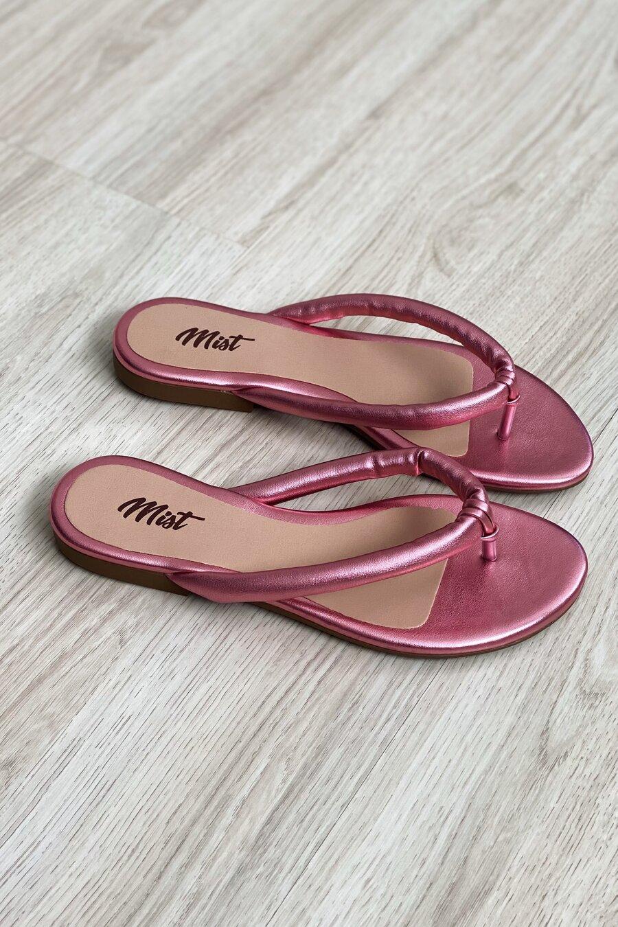 Flat Hilary Pink
