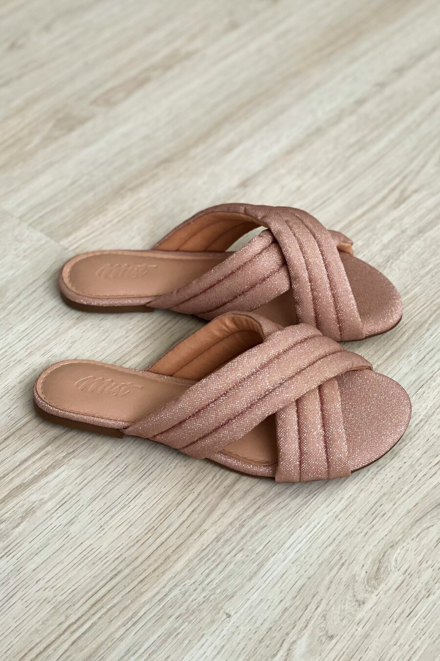 Flat Thaise Rose Gold