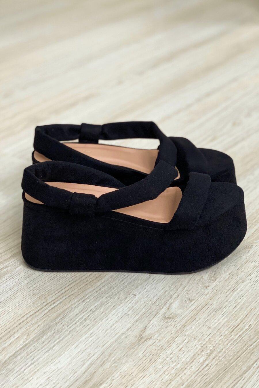 Flatform Anelise Black