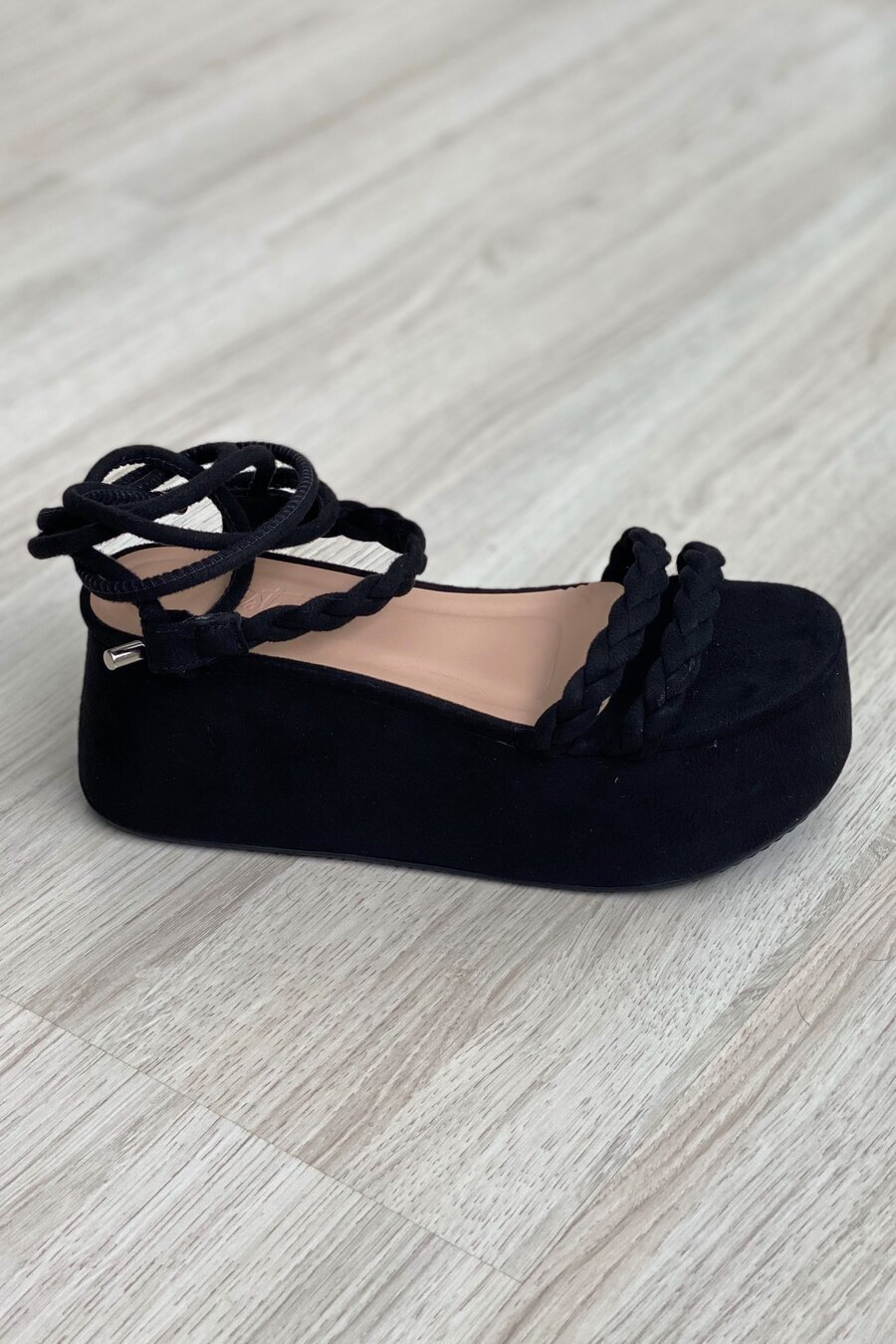 Flatform Bella Black