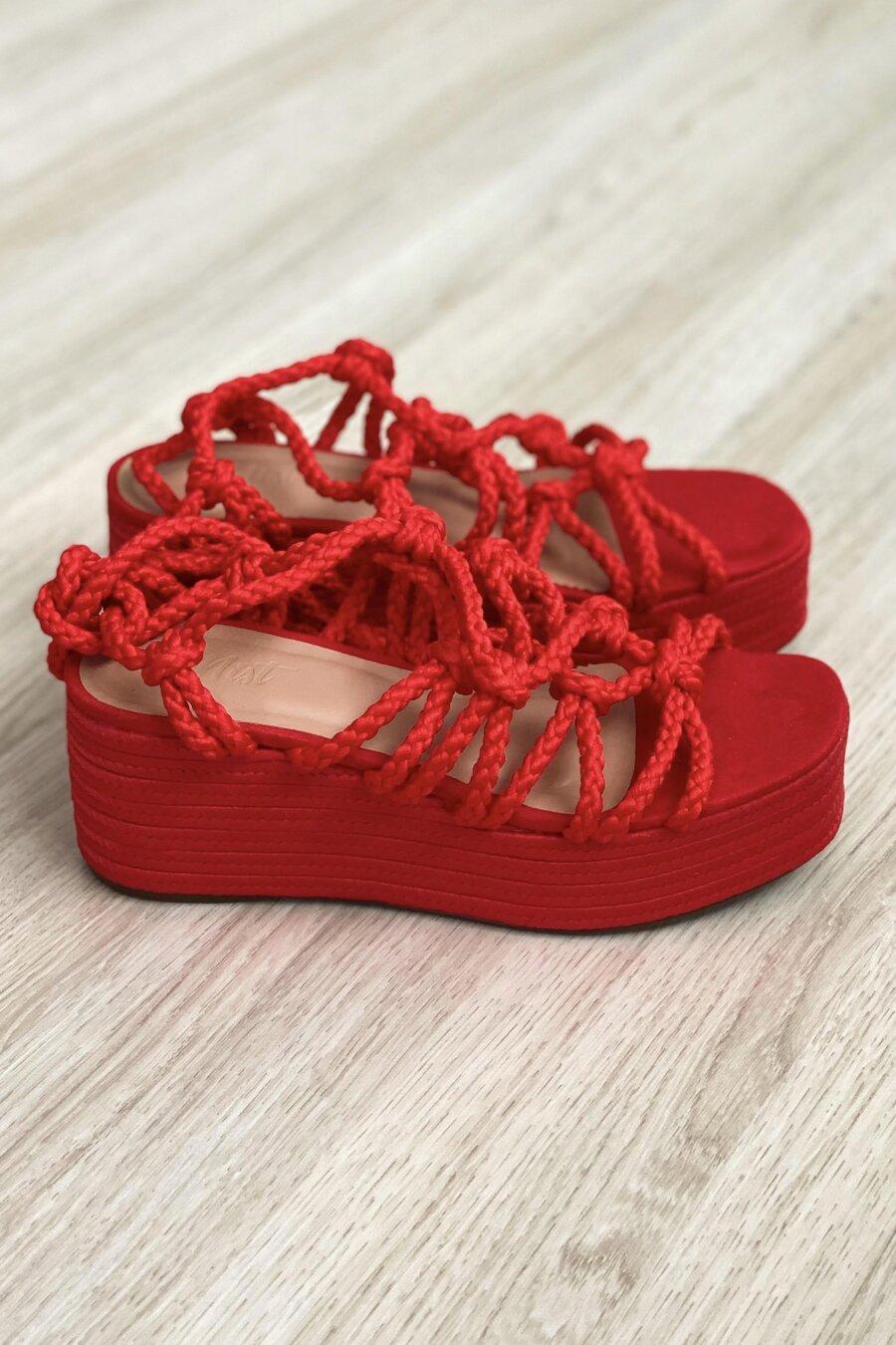 Flatform Íris Red