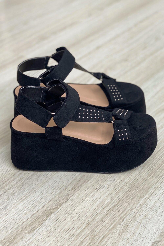 Flatform Talita Black