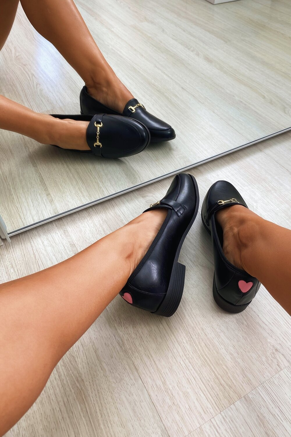 Mocassim Love Black